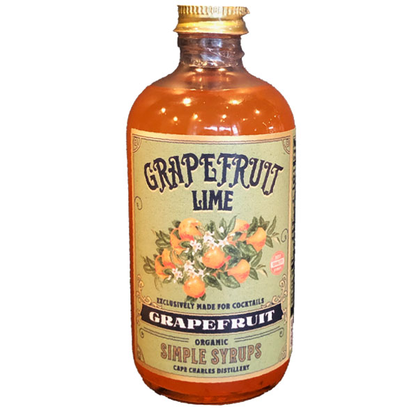 Grapefruit Simple Syrup